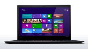 Laptop Lenovo ThinkPad X1 Carbon 3 powinien spełnić przede wszystkim oczekiwania specjalistów, którzy często wyjeżdżają w podróże służbowe