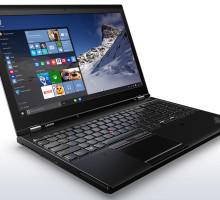 W poprzednich latach szukając laptopa do pracy nad grafiką najlepiej było wybrać coś z serii Dell Precision lub HP ZBook
